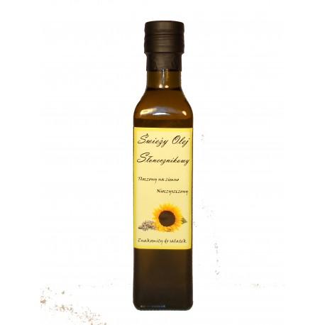 Olej Słonecznikowy 1l